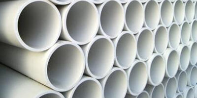 A thermoforming material called PVC