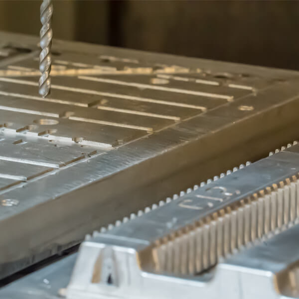 Aluminum Mold for Thermoforming