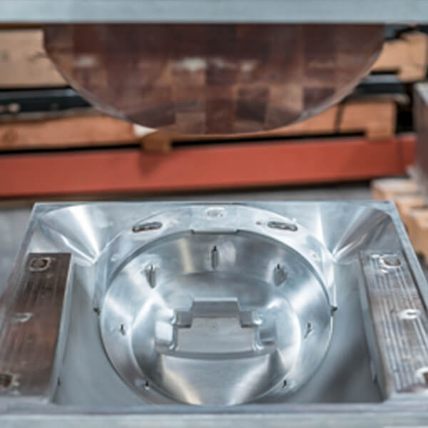 Matched Molds vacuum forming
