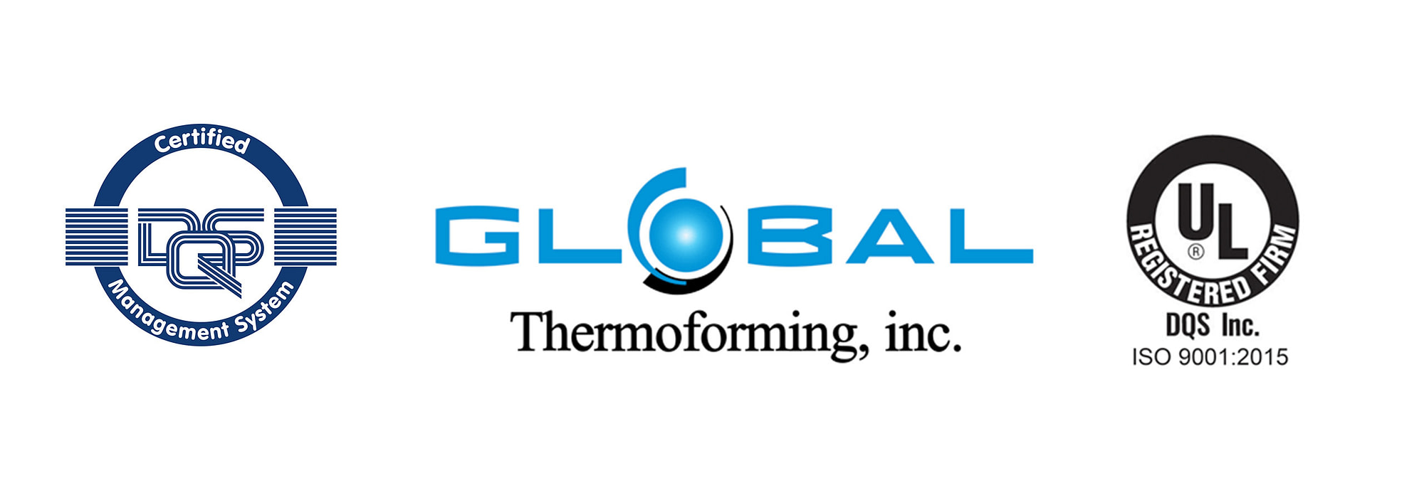 Global Thermoforming UL Registration