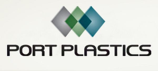 Port Plastics logo