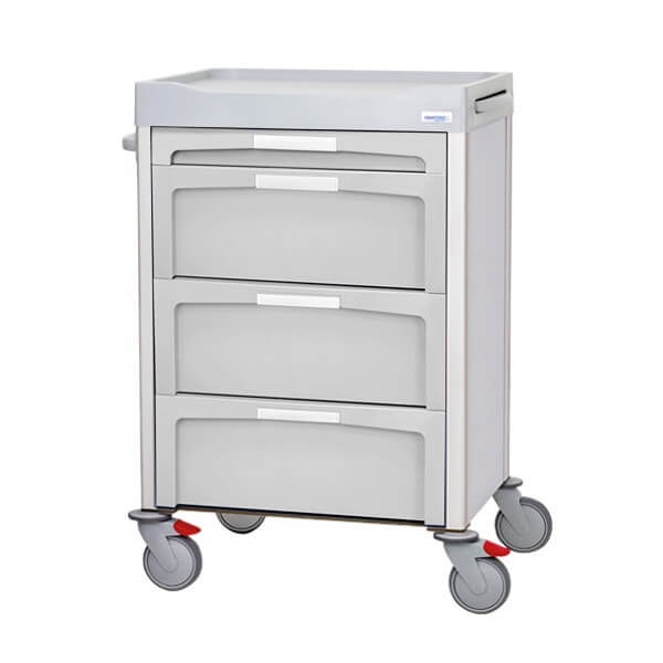 Medical Thermoforming, Hospital Cart