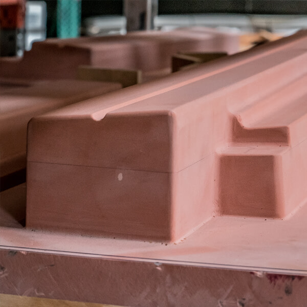 Prototype Mold to be used in the Thermoforming process