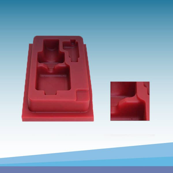 3D mold thermoforming